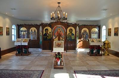 Chapel in Belin, Maryland