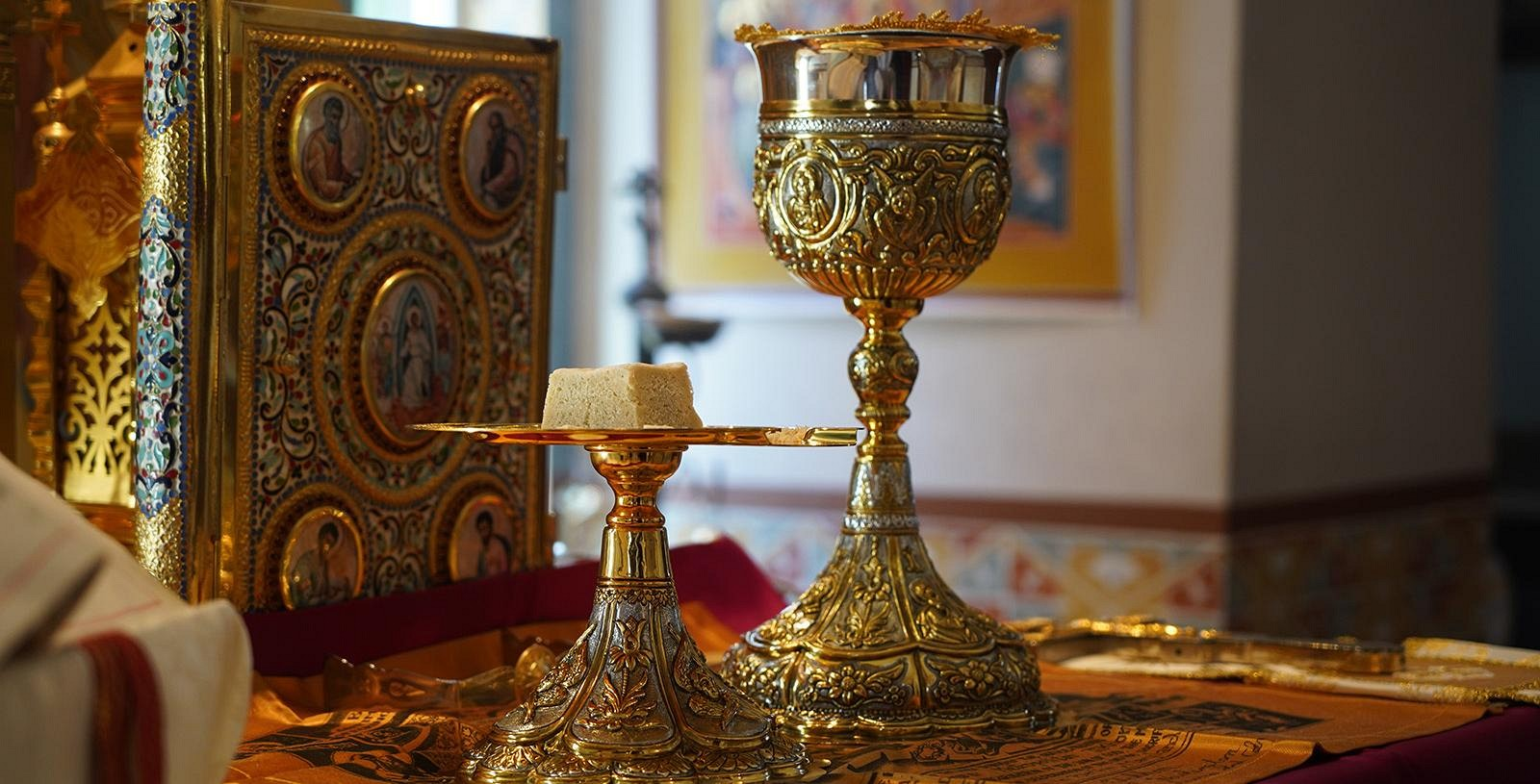 New Year / New Chalice Set | Christ the Savior Orthodox Church