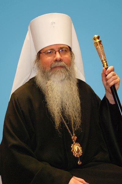 Christ the Savior Orthodox Church - Biography: Metropolitan Tikhon